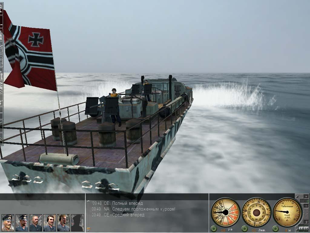 игра подводная лодка-ач1